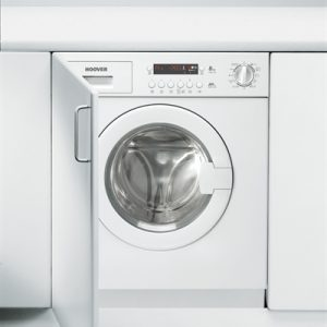 Vstavaná práčka HOOVER HWB 814 DN1-S