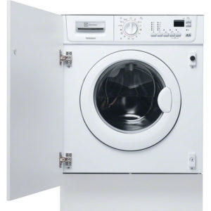 Vstavaná práčka ELECTROLUX EWX 147410 W